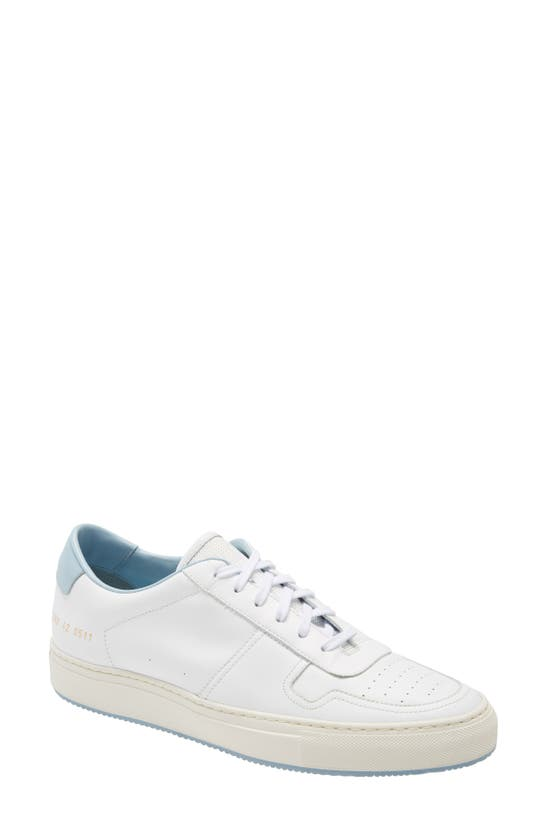 Common Projects Leathers BBALL 90 LOW TOP SNEAKER