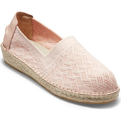 Cole Haan Cloudfeel Stitchlite Espadrille, Pink