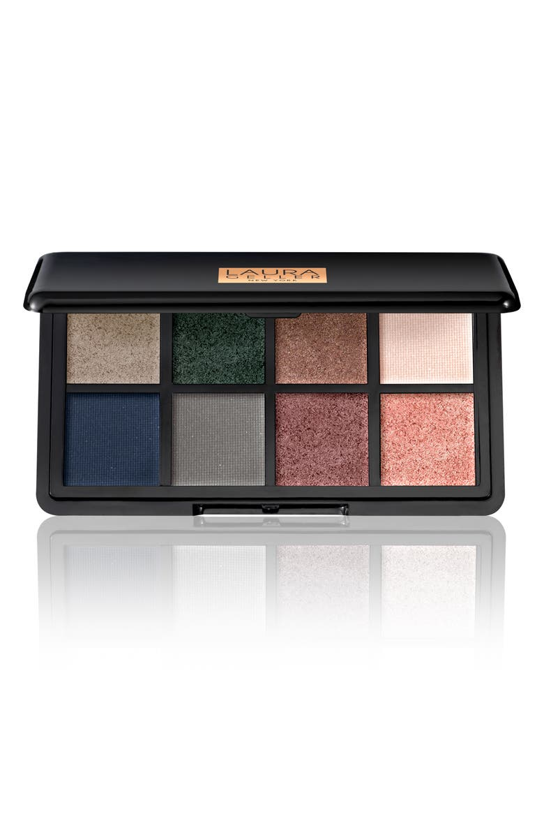 Laura Geller Beauty Luxe Finishes Eyeshadow Palette