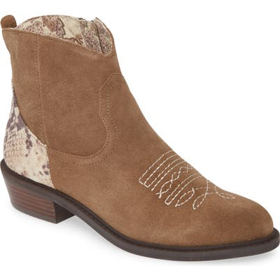 Band Of Gypsies Montrose Bootie- Brown