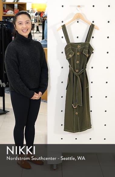 Chriselle Lim Sandrine Safari Dress, sales video thumbnail
