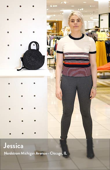 Moyen Alice Woven Sisal Bag, sales video thumbnail