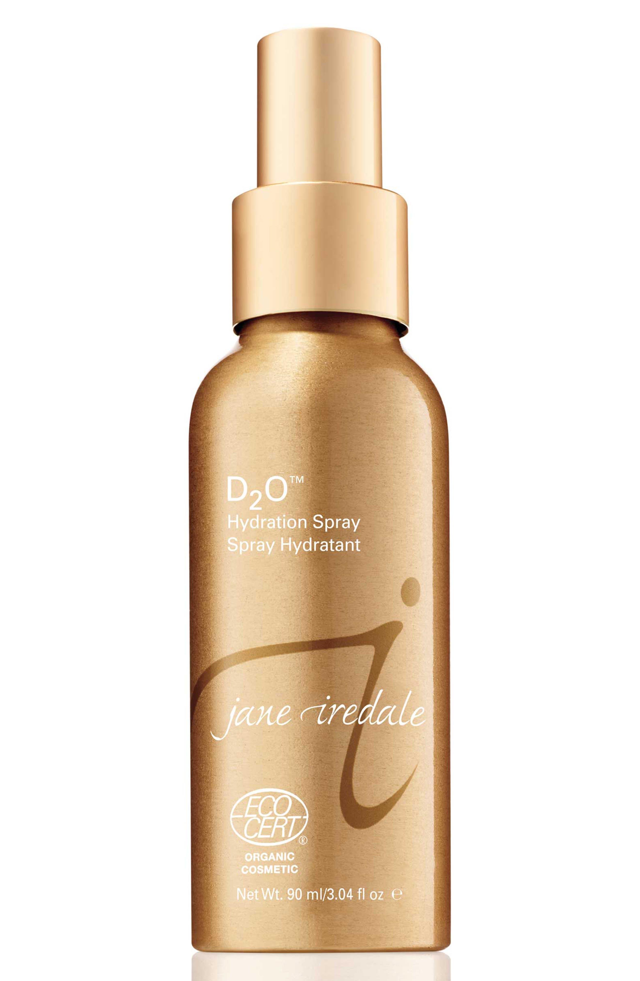 D2O(TM) Hydration Spray