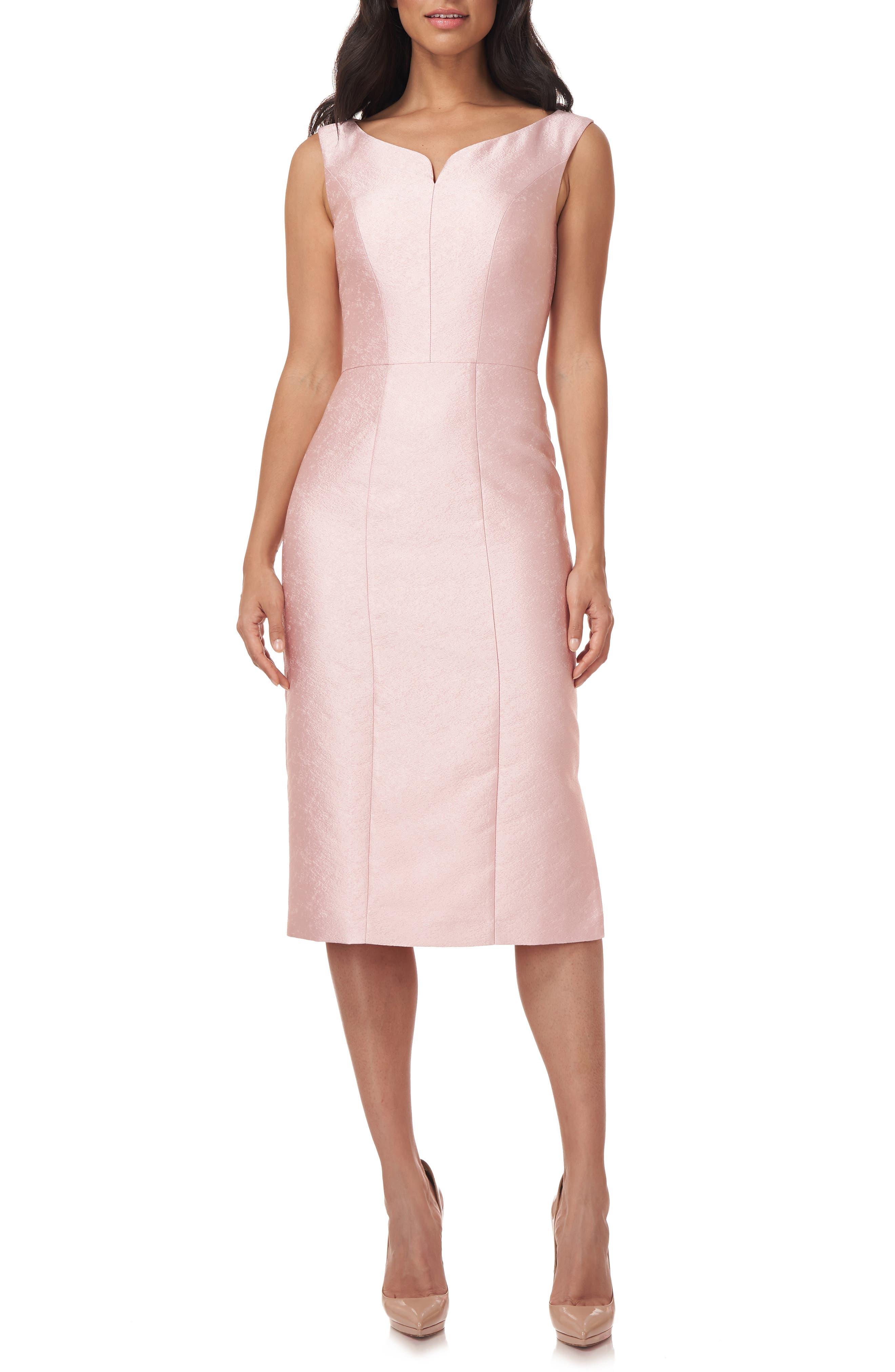 Sawyer Sheath Midi Dress