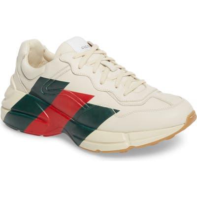 Gucci Rhyton SneakerUS / 7.5UK - White