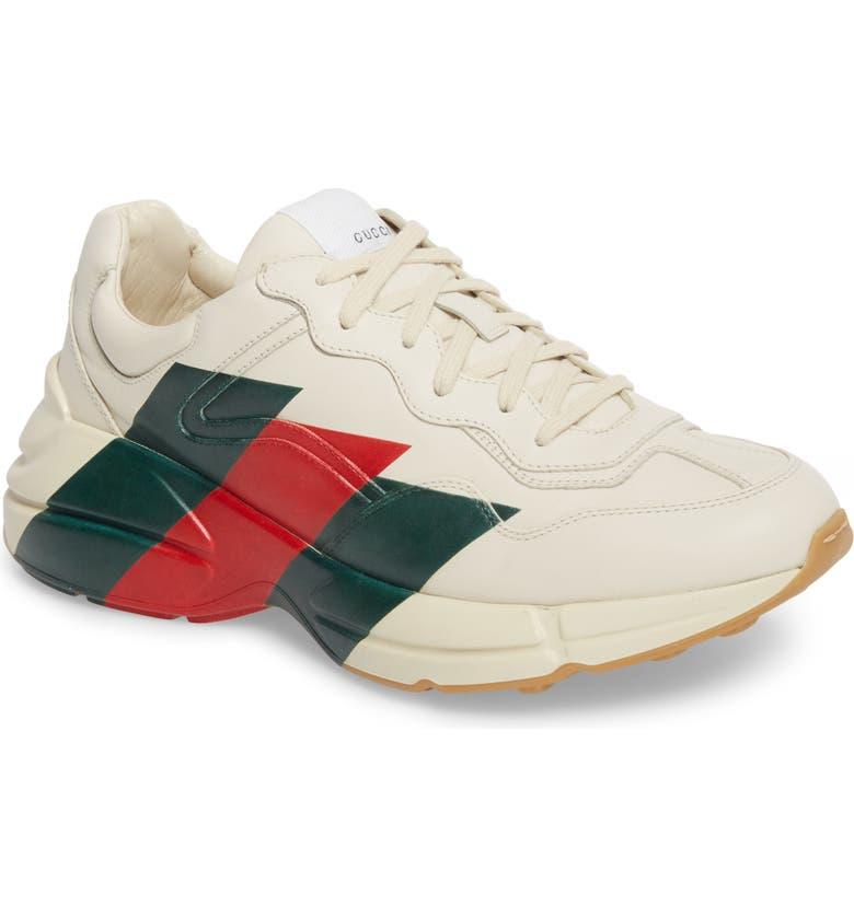 8e847873f Rhyton Sneaker, Main, color, MYSTIC WHITE