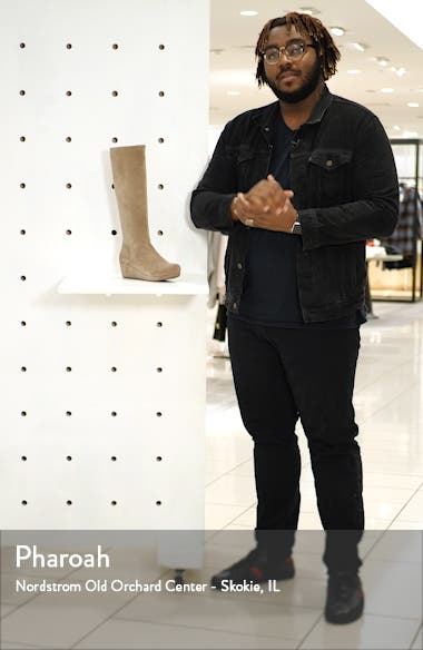 Yiga Knee High Wedge Boot, sales video thumbnail