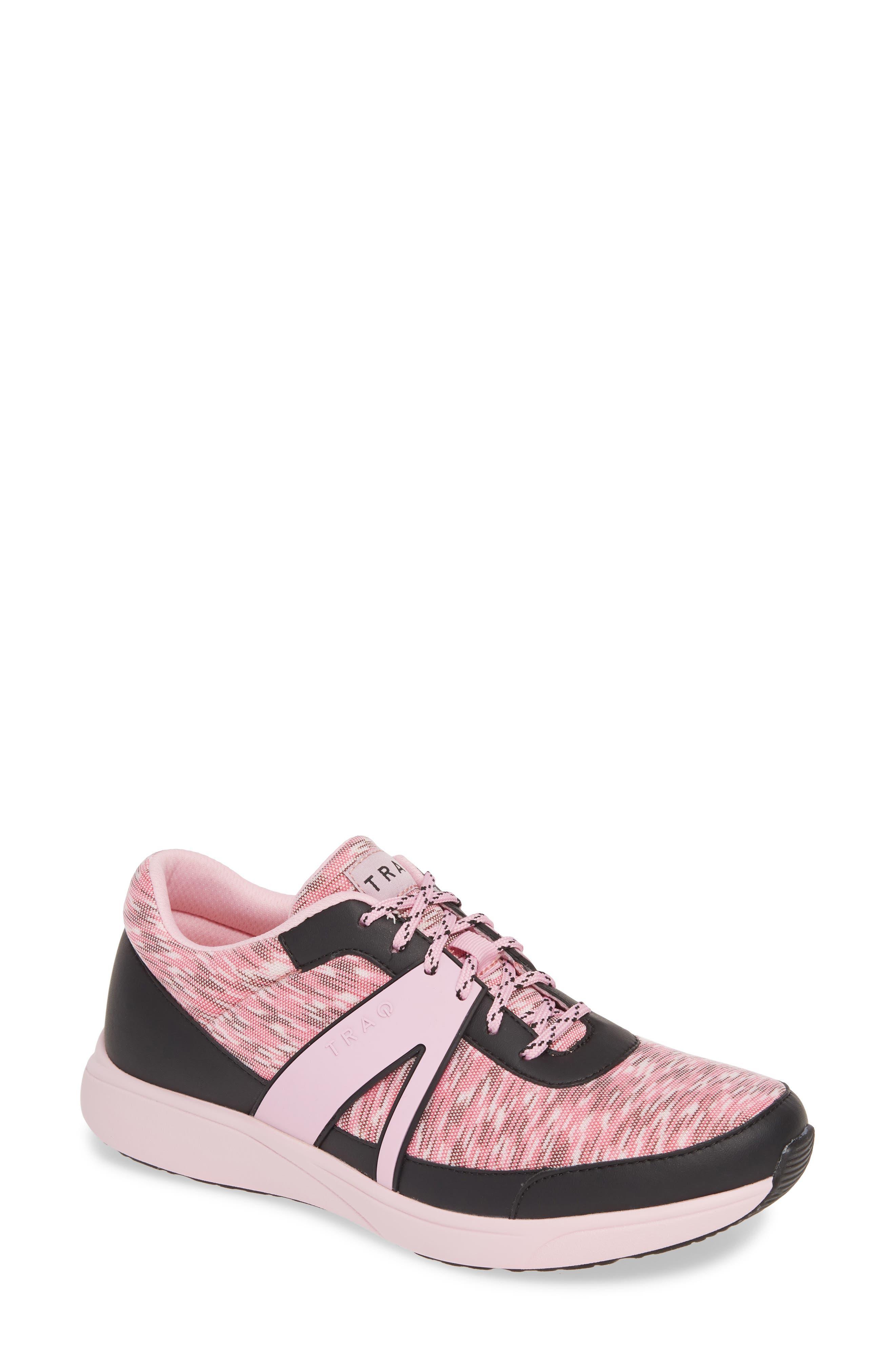Alegria Qarma Sneaker, Pink