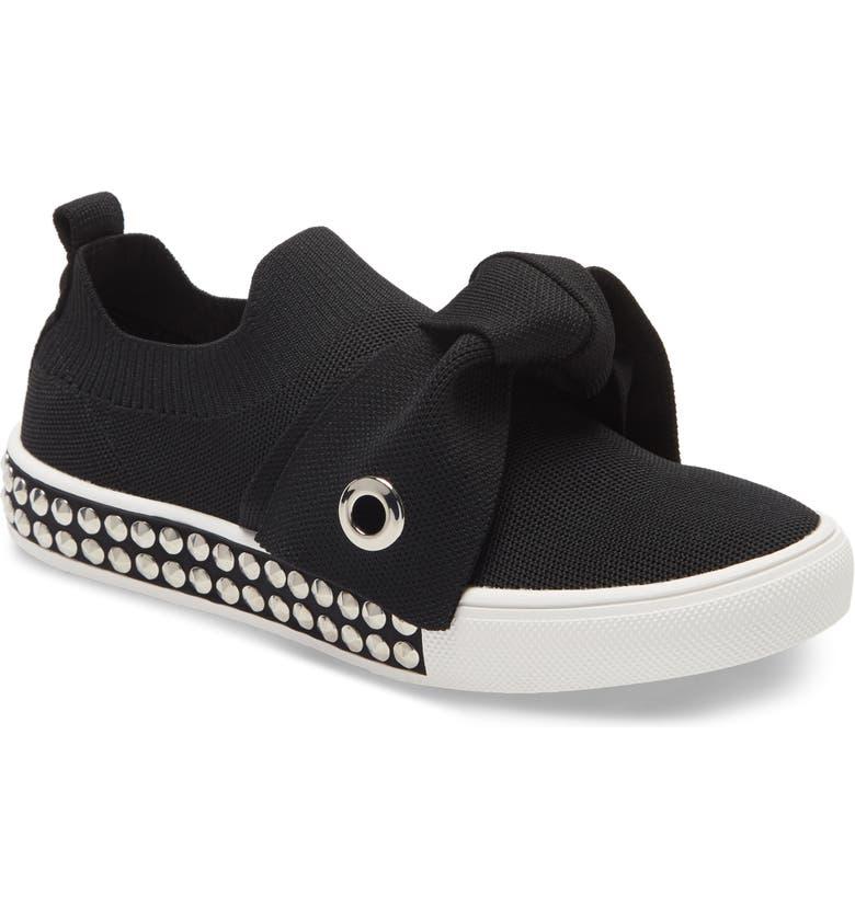 BERNIE MEV. Amaryllis Sneaker, Main, color, BLACK FABRIC