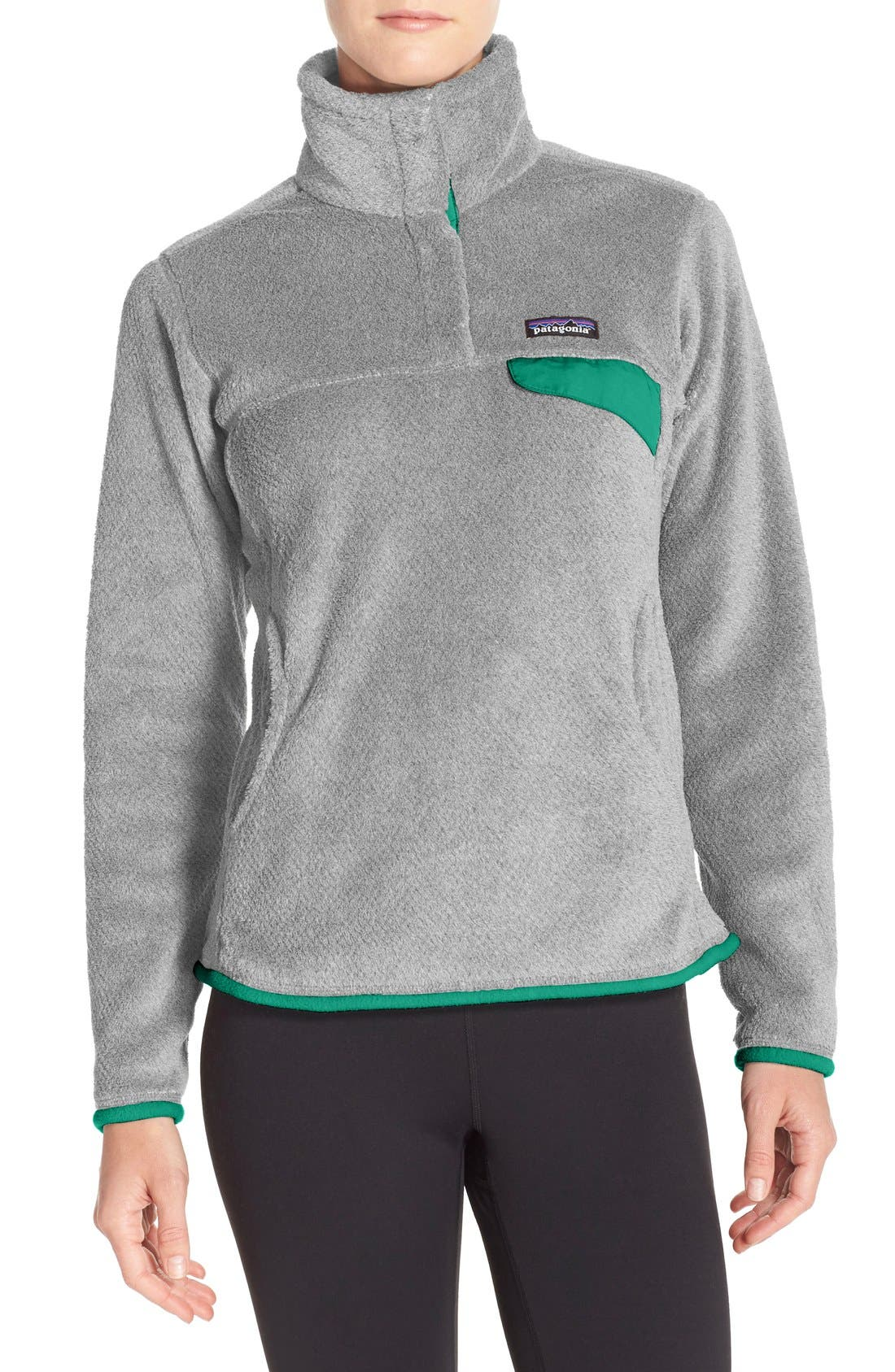 ,                             Re-Tool Snap-T<sup>®</sup> Fleece Pullover,                             Main thumbnail 83, color,                             024