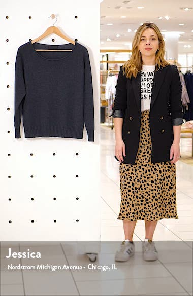 Jolene Cashmere Sweater, sales video thumbnail
