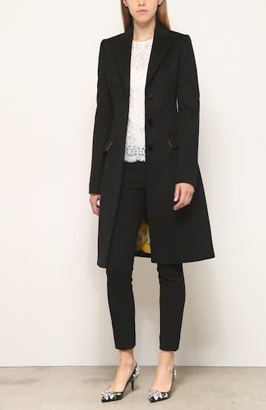 Velvet Button Wool & Cashmere Coat, video thumbnail