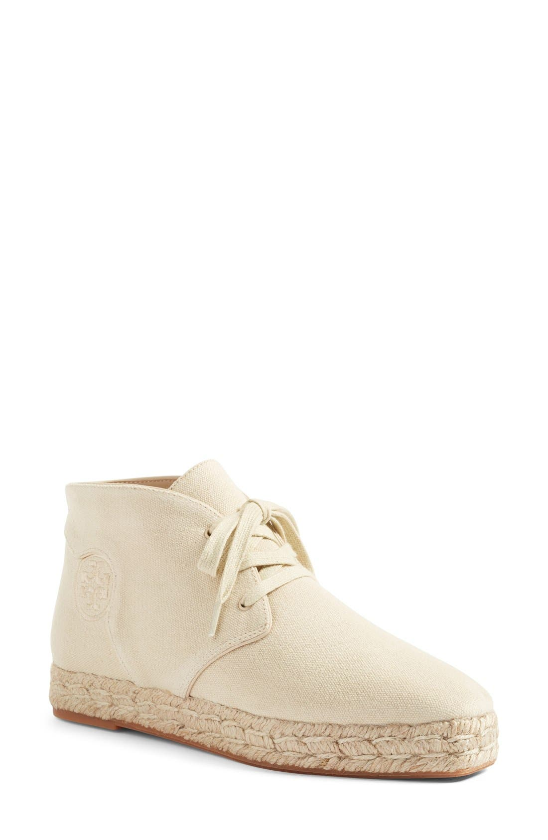 Image of Tory Burch Rios Espadrille Bootie