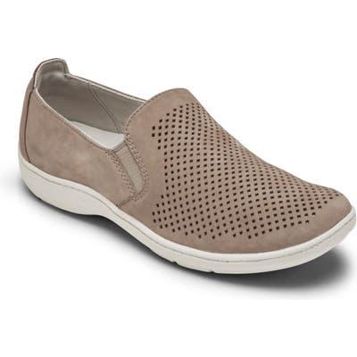 Aravon Lia Slip-On Sneaker B - Grey