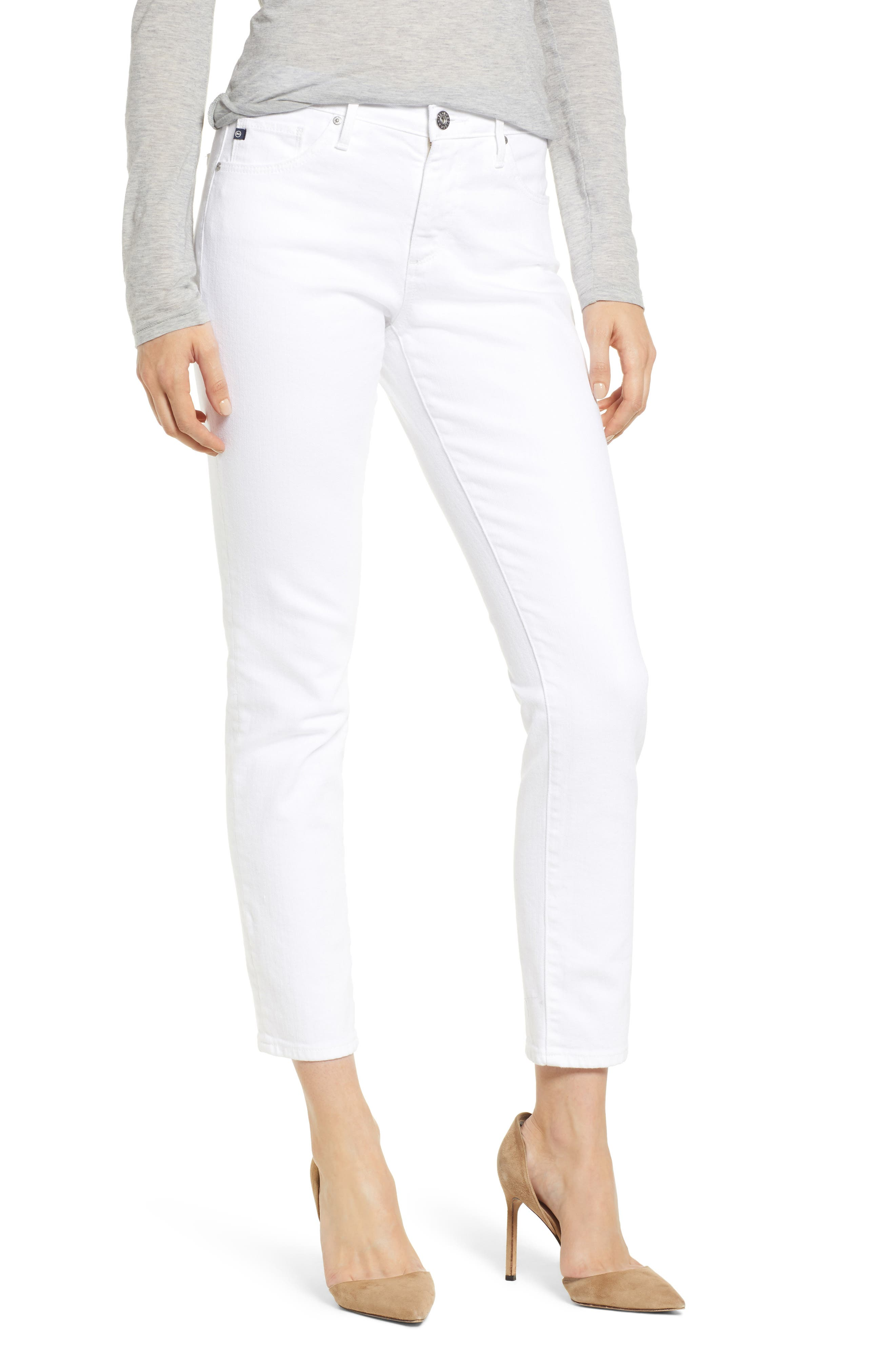 Women's Ag Prima Ankle Cigarette Jeans