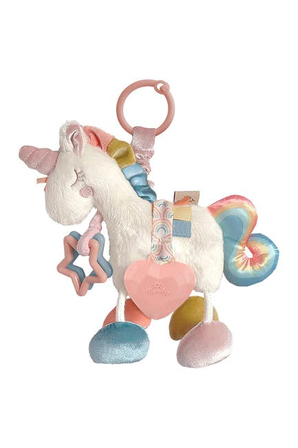 Image of Itzy Ritzy Link & Love™  Unicorn