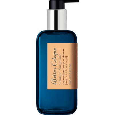 Atelier Cologne Orange Sanguine Body & Hair Shower Gel