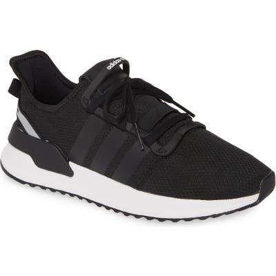 Adidas U-Path Run Sneaker- Black