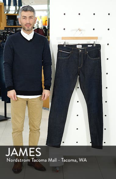 Larston Tapered Slim Fit Jeans, sales video thumbnail