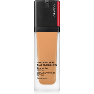 Shiseido Synchro Skin Self-Refreshing Liquid Foundation - 410 Sunstone