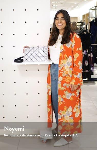 Small Lucent Matte Crossbody Bag, sales video thumbnail