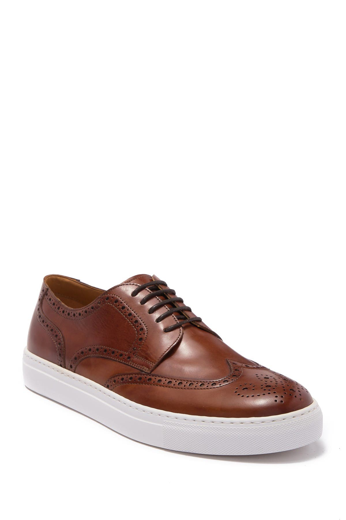 Image of Magnanni Rossi Leather Derby Sneaker