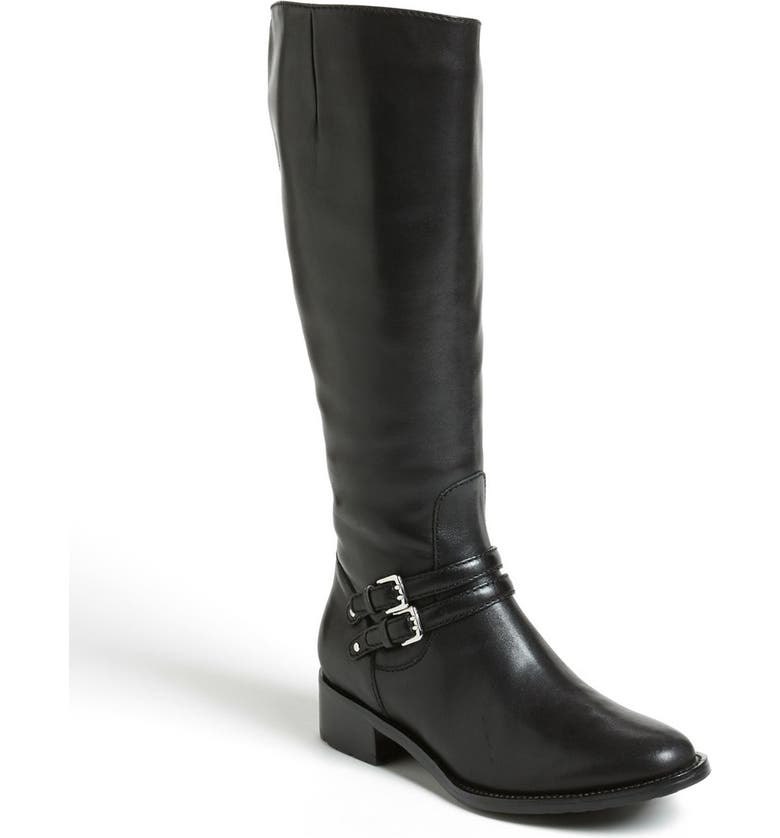 COLE HAAN 'Dover' Riding Boot, Main, color, 001