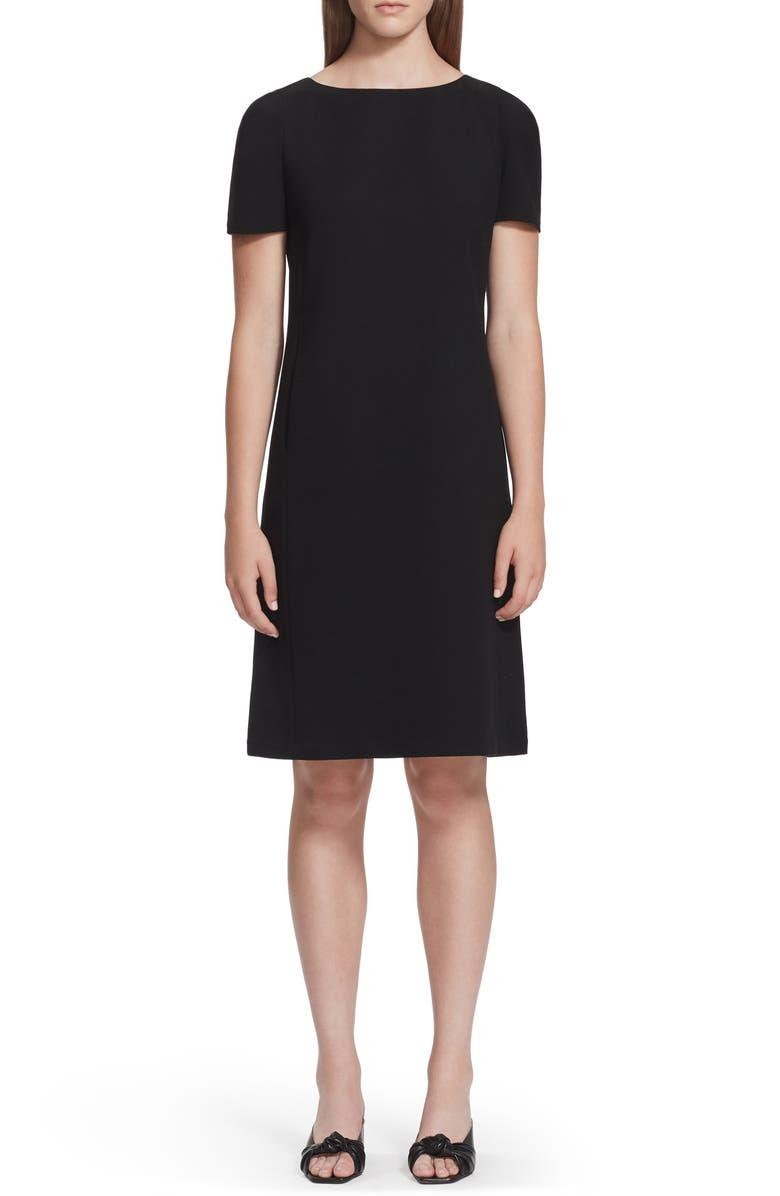 LAFAYETTE 148 NEW YORK Cohen Dress, Main, color, 001