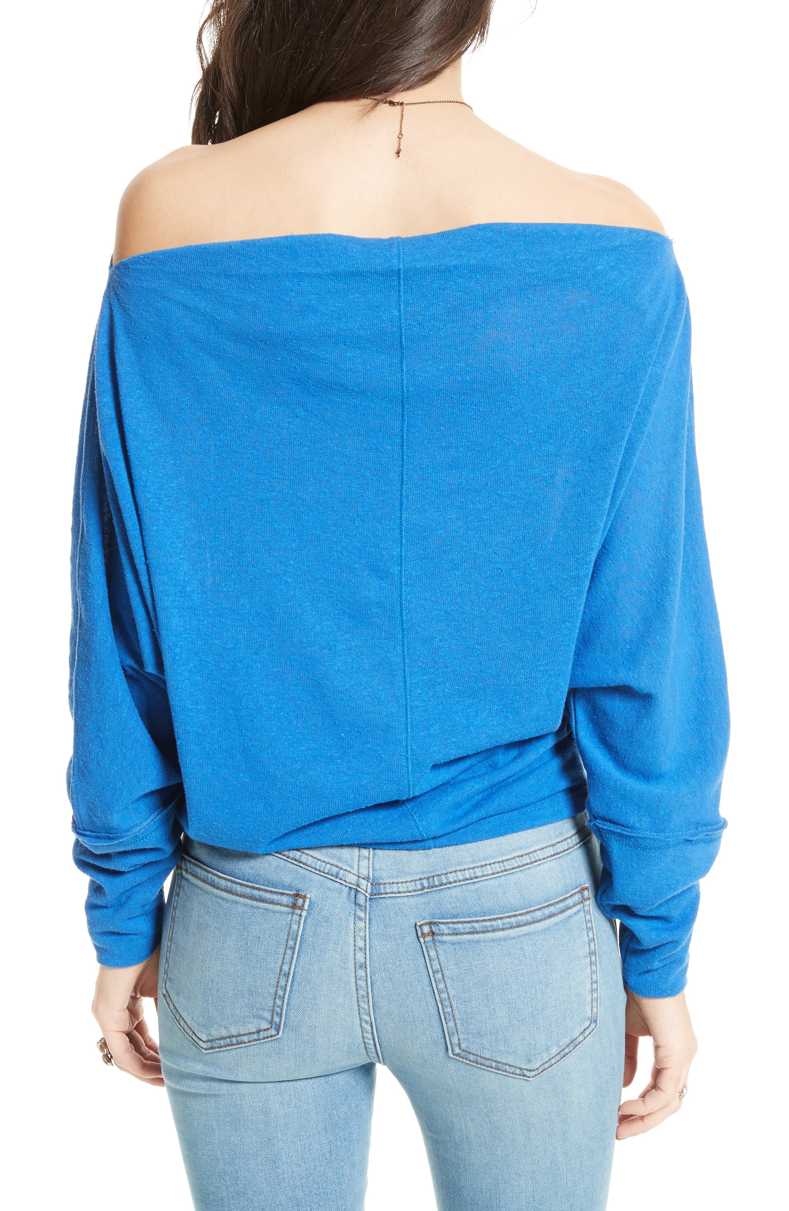 ,                             Valencia Off the Shoulder Pullover,                             Alternate thumbnail 31, color,                             400