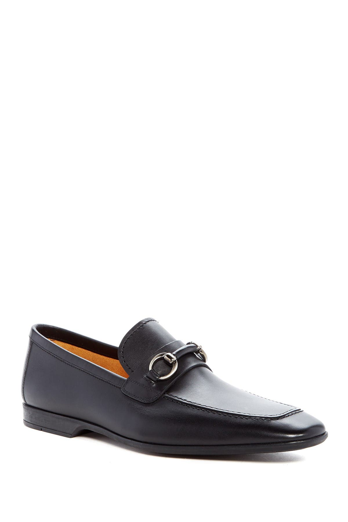 Image of Magnanni Voto Leather Bit Loafer