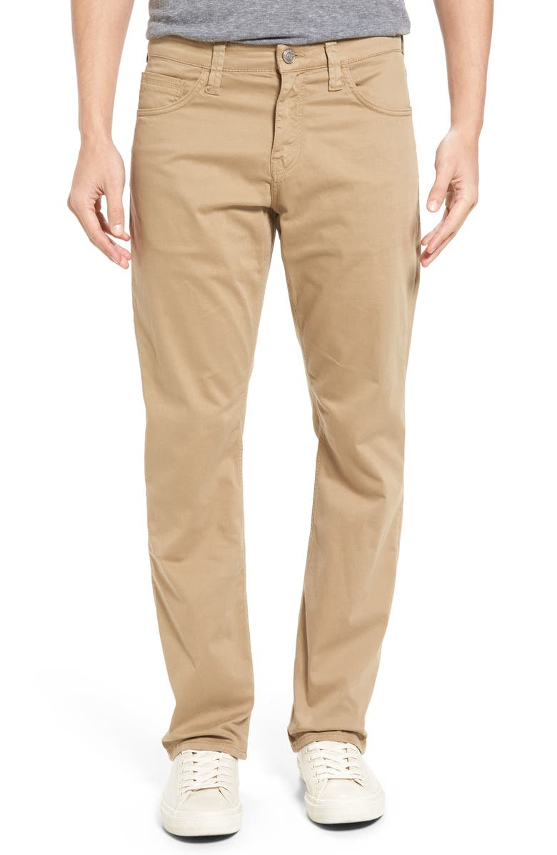 MAVI JEANS Matt Relaxed Fit Jeans, Main, color, BRITISH KHAKI TWILL