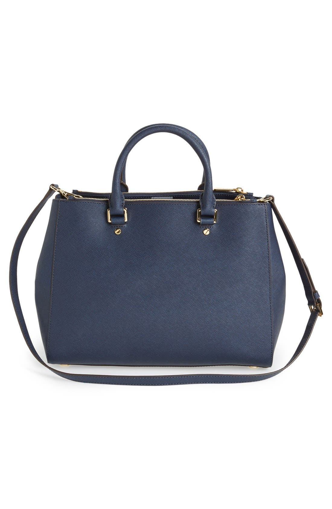 ,                             'Large Sutton' Satchel,                             Alternate thumbnail 22, color,                             402