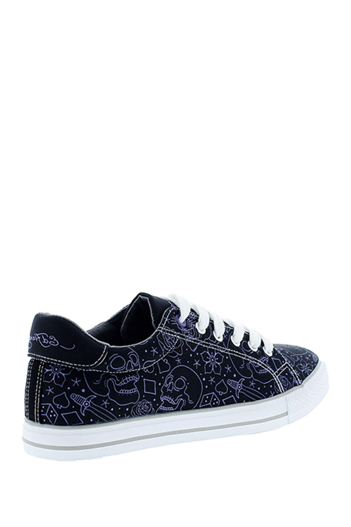 Image of Ed Hardy Star Sneaker