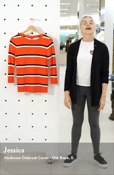 Back Button Crewneck Sweater, sales video thumbnail