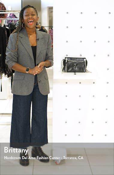 Jamie Faux Leather Shoulder Bag, sales video thumbnail