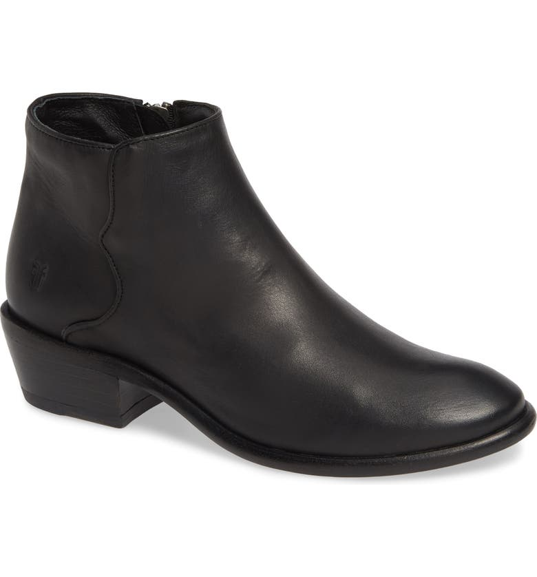 FRYE Carson Piping Bootie, Main, color, 001