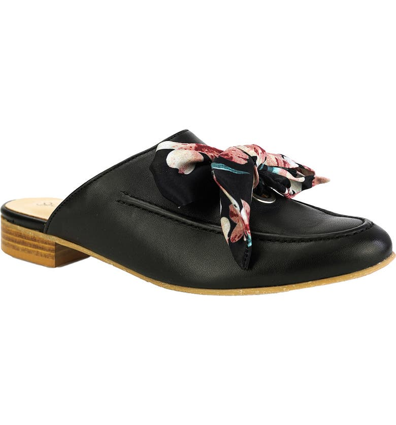 UNITY IN DIVERSITY Wicked Mule, Main, color, BLACK ROSE LEATHER