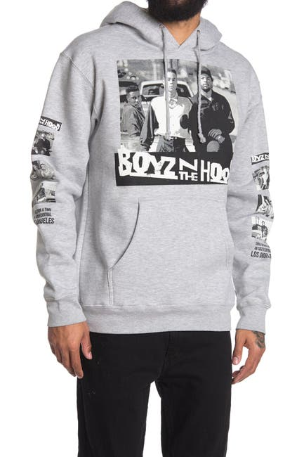 Image of Philcos Boyz N Hood Graphic Drawstring Hoodie