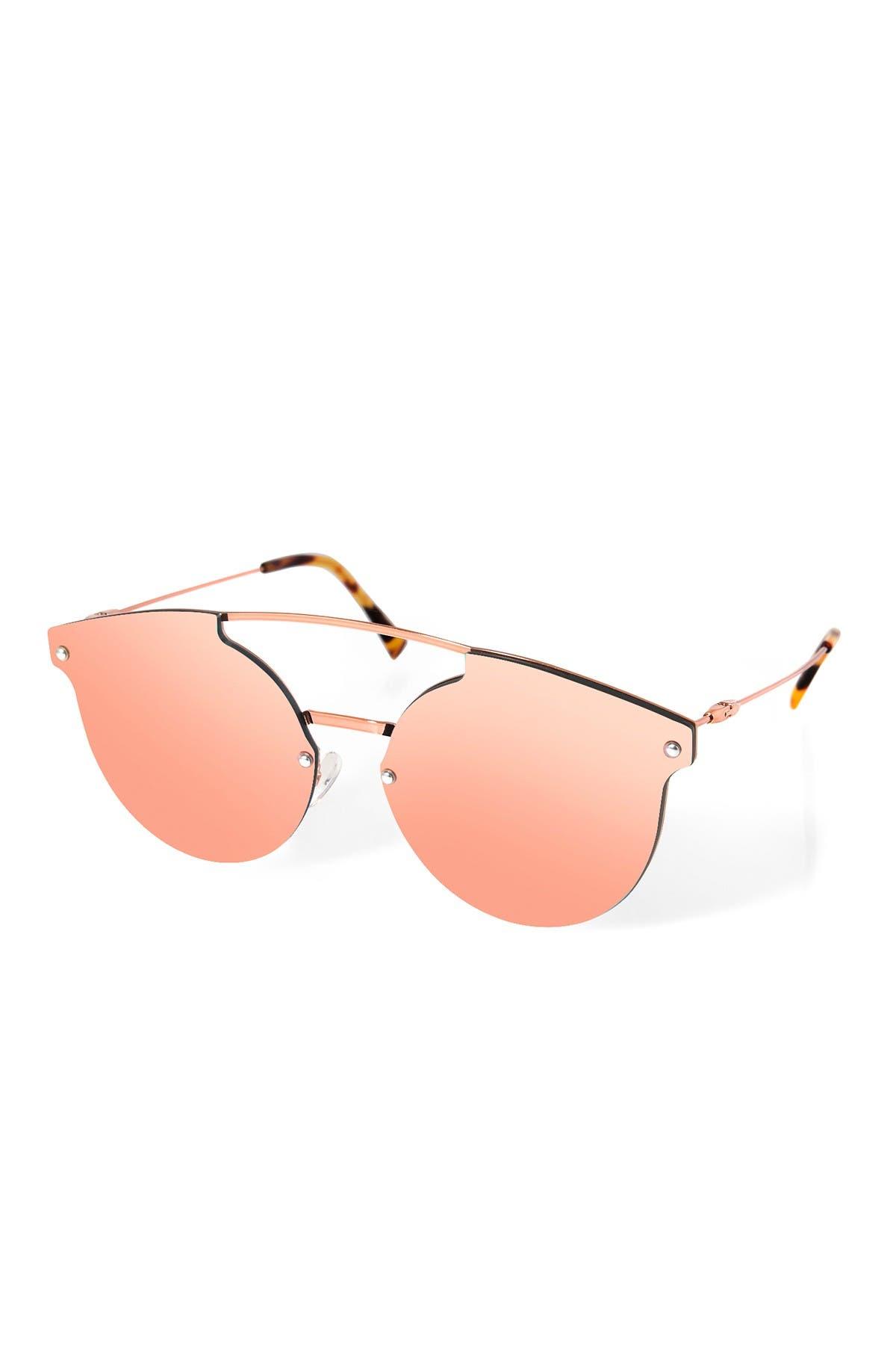 Image of AQS Willow Aviator Sunglasses