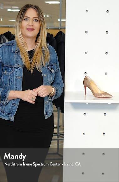 Anjalina Glitter Spike Pointed Toe Pump, sales video thumbnail