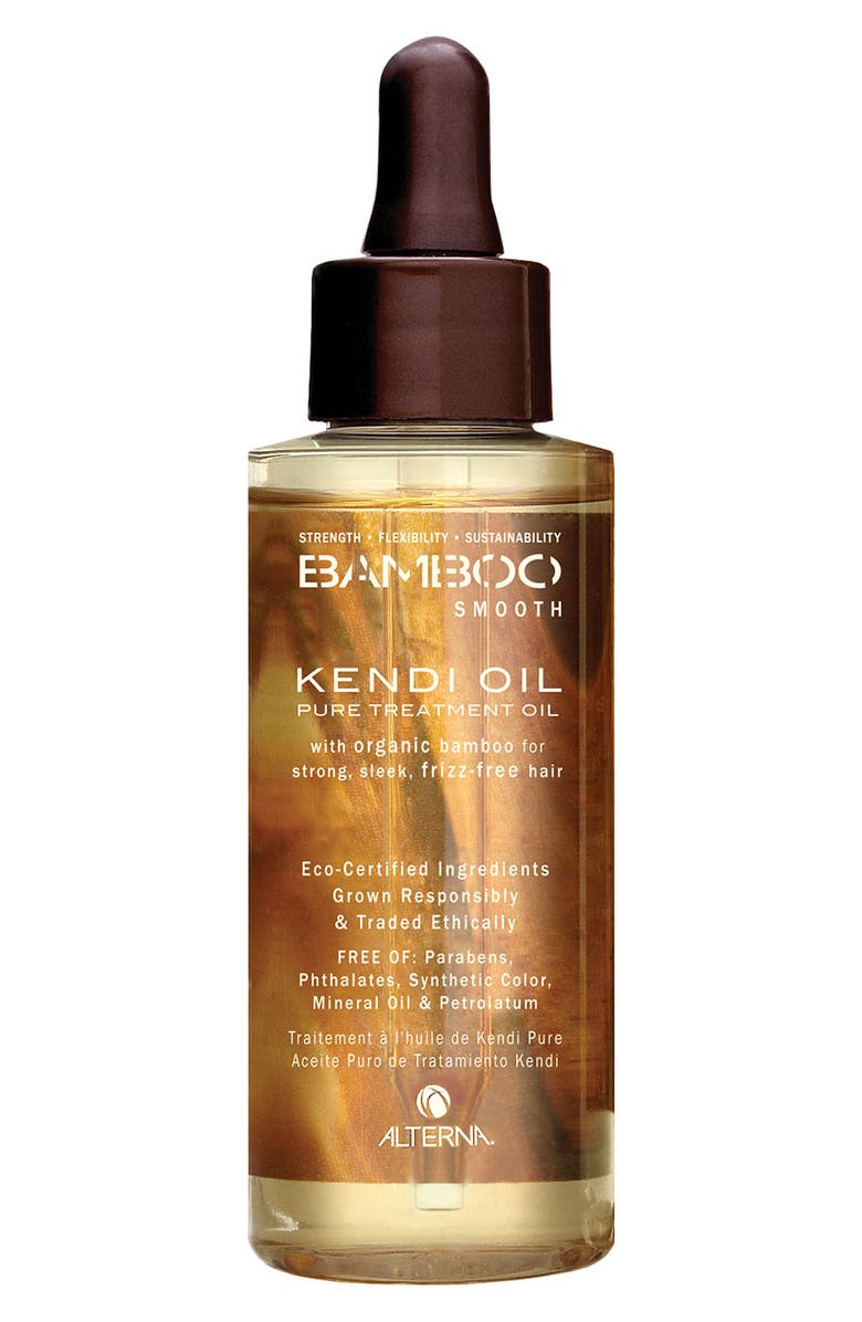 ALTERNA<SUP>®</SUP> Bamboo Smooth Pure Treatment Oil, Main, color, 000