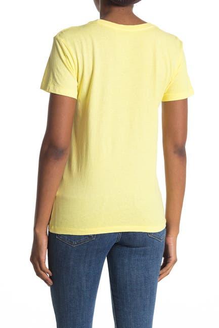 Image of Desert Dreamer Santa Monica Graphic Crew Neck T-Shirt