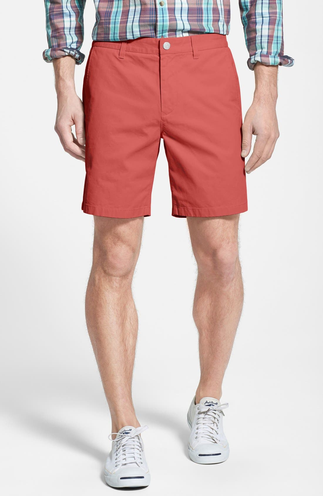 ,                             Washed Chino Shorts,                             Alternate thumbnail 83, color,                             600