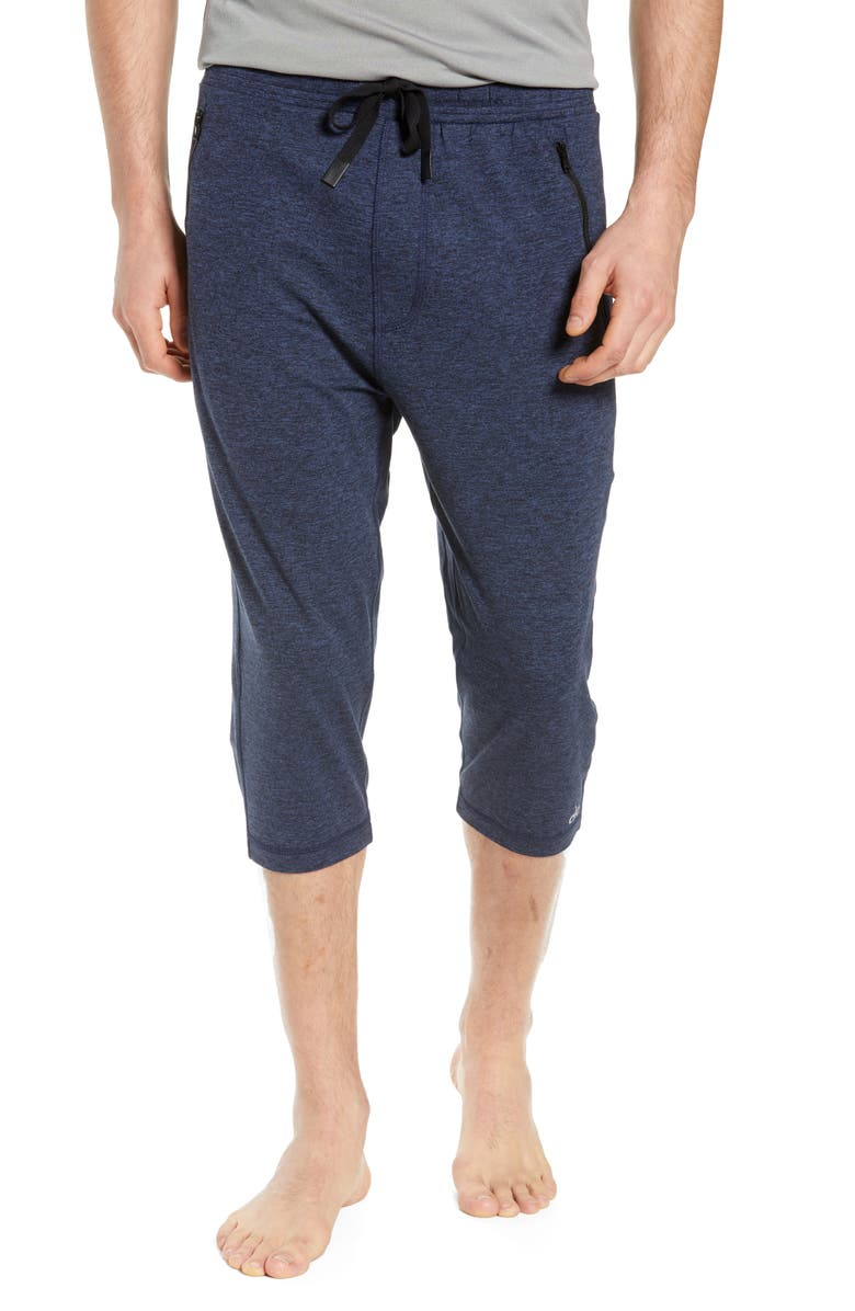Alo Balance Slim Fit Cropped Jogger Pants
