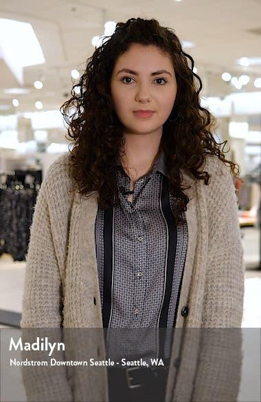 Leopard Print Strappy Slit Gown, sales video thumbnail