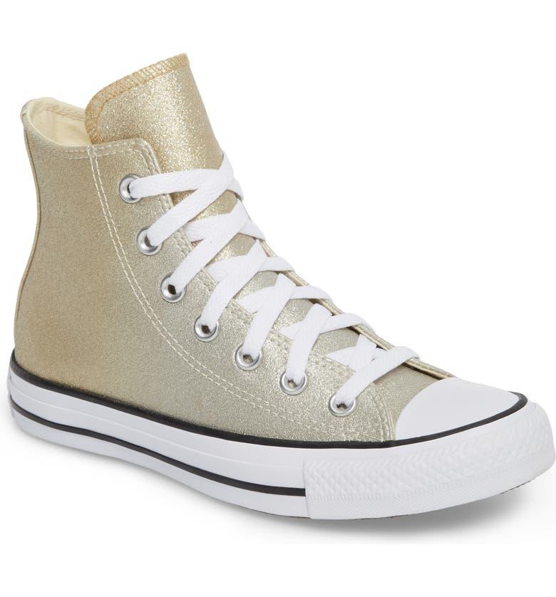 Chuck Taylor® All Star® Ombré Metallic High Top Sneaker