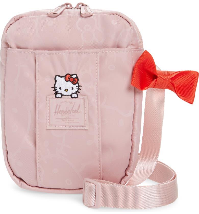 fe279ef0a Herschel Supply Co. Hello Kitty Cruz Crossbody Bag | Nordstrom