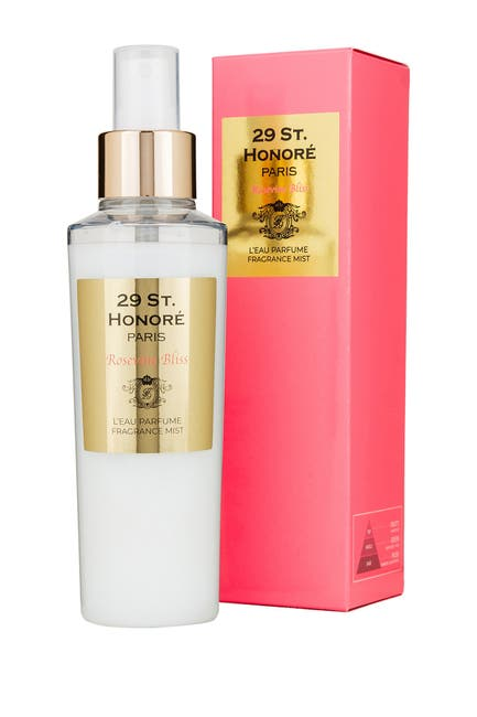 Image of 29 St. Honore Miracle Water Fragrance Body Mist - Rosevine Bliss