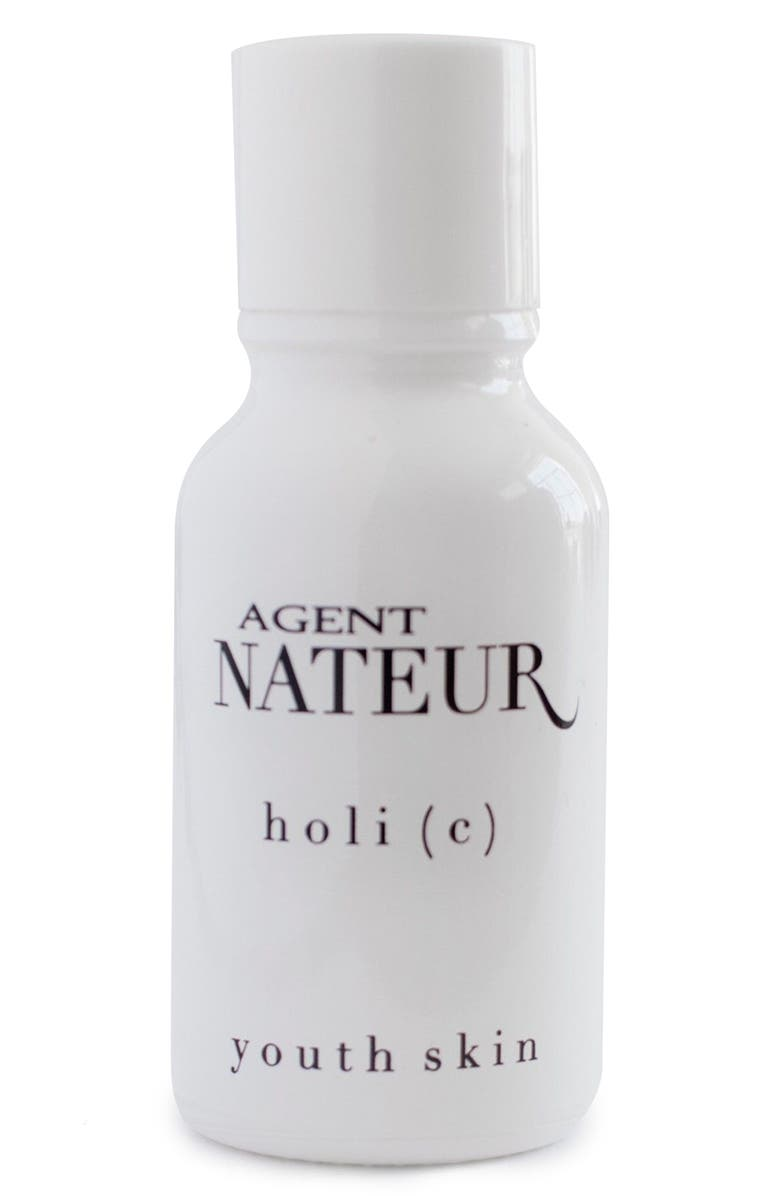 AGENT NATEUR holi(c) Youth Skin Refining Face Vitamins Powder Exfoliator, Main, color, NO COLOR