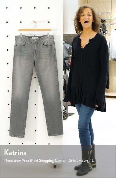Jimmy Slim Straight Leg Knit Jeans, sales video thumbnail
